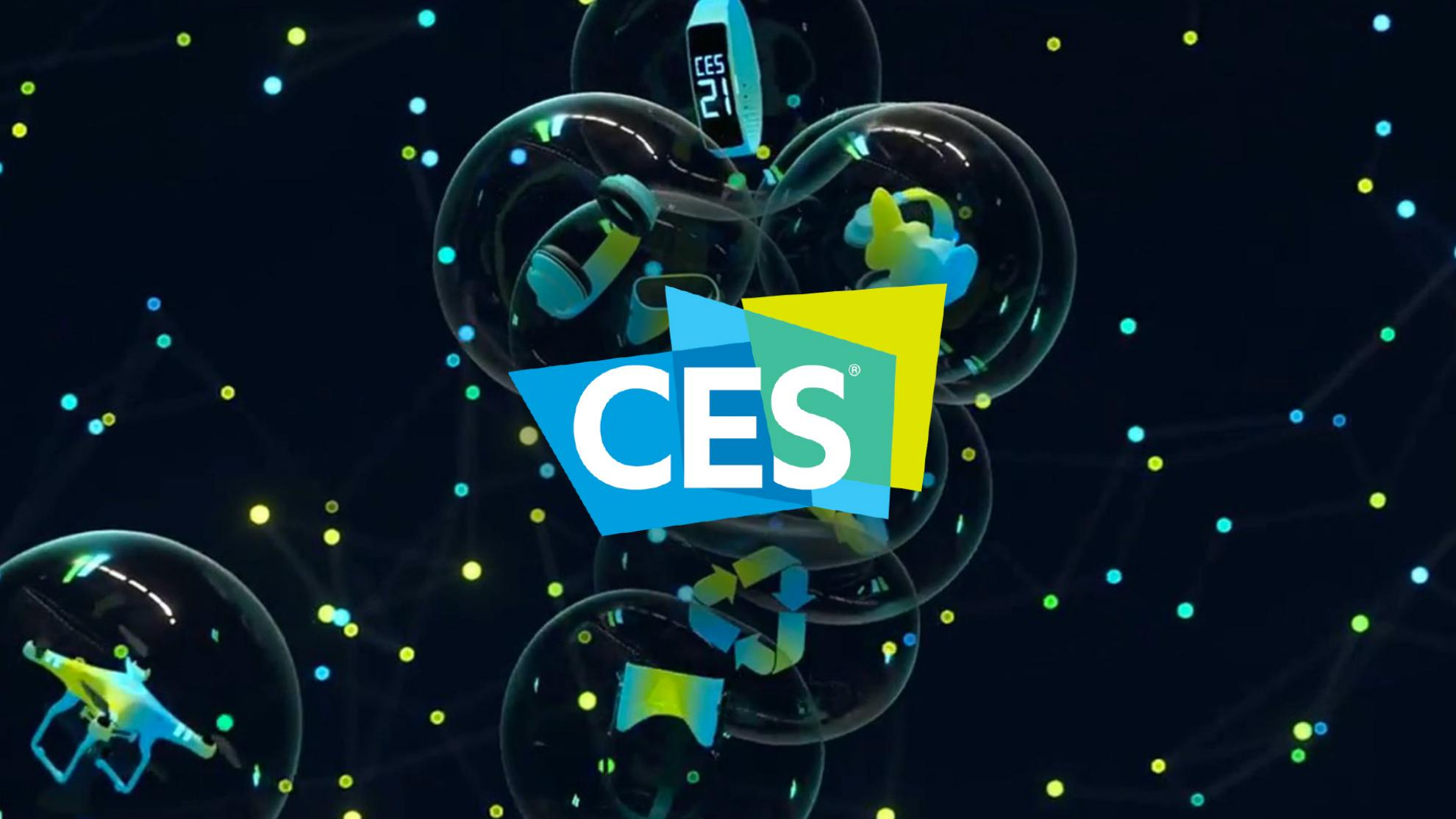 CES 2021 key visual