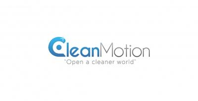 CleanMotion logo